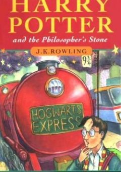 HP audiobook JK Rownling