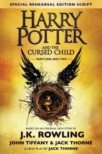 Harry Potter Book 8 - Harry Potter and the Cursed Child Audiobook
